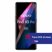OPPO Find X3 Pro 5G 256B Gloss Black