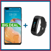 Huawei P40 128GB + Fitness Tracker HR Thermo